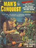 Man's Conquest (1955-1972 Hanro Corp.) Vol. 4 #12