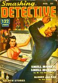 Smashing Detective Stories (1951-1956 Columbia Publications) Pulp Vol. 1 #1