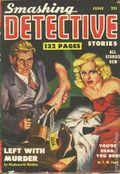 Smashing Detective Stories (1951-1956 Columbia Publications) Pulp Vol. 1 #2
