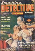 Smashing Detective Stories (1951-1956 Columbia Publications) Pulp Vol. 1 #4