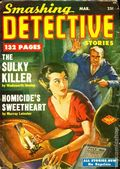Smashing Detective Stories (1951-1956 Columbia Publications) Pulp Vol. 1 #5