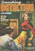 Smashing Detective Stories (1951-1956 Columbia Publications) Pulp Vol. 1 #6