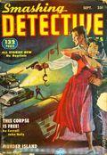 Smashing Detective Stories (1951-1956 Columbia Publications) Pulp Vol. 2 #1