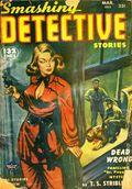 Smashing Detective Stories (1951-1956 Columbia Publications) Pulp Vol. 2 #3