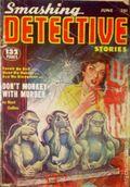 Smashing Detective Stories (1951-1956 Columbia Publications) Pulp Vol. 2 #4