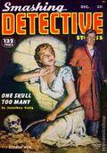 Smashing Detective Stories (1951-1956 Columbia Publications) Pulp Vol. 2 #6