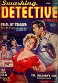 Smashing Detective Stories (1951-1956 Columbia Publications) Pulp Vol. 3 #1