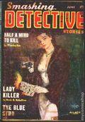 Smashing Detective Stories (1951-1956 Columbia Publications) Pulp Vol. 3 #2