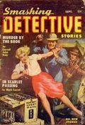 Smashing Detective Stories (1951-1956 Columbia Publications) Pulp Vol. 3 #3