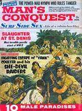 Man's Conquest (1955-1972 Hanro Corp.) Vol. 7 #4