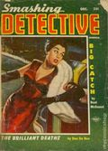 Smashing Detective Stories (1951-1956 Columbia Publications) Pulp Vol. 3 #4