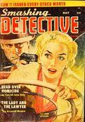 Smashing Detective Stories (1951-1956 Columbia Publications) Pulp Vol. 3 #6