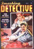 Smashing Detective Stories (1951-1956 Columbia Publications) Pulp Vol. 4 #1