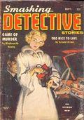 Smashing Detective Stories (1951-1956 Columbia Publications) Pulp Vol. 4 #2