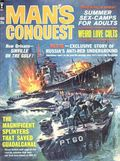 Man's Conquest (1955-1972 Hanro Corp.) Vol. 8 #3