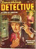 Smashing Detective Stories (1951-1956 Columbia Publications) Pulp Vol. 4 #3