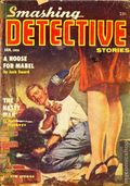 Smashing Detective Stories (1951-1956 Columbia Publications) Pulp Vol. 4 #4