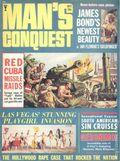Man's Conquest (1955-1972 Hanro Corp.) Vol. 8 #10