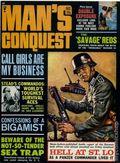 Man's Conquest (1955-1972 Hanro Corp.) Vol. 8 #11
