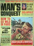 Man's Conquest (1955-1972 Hanro Corp.) Vol. 9 #4