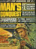 Man's Conquest (1955-1972 Hanro Corp.) Vol. 9 #6