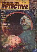 Smashing Detective Stories (1951-1956 Columbia Publications) Pulp Vol. 5 #2