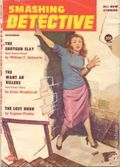 Smashing Detective Stories (1951-1956 Columbia Publications) Pulp Vol. 5 #3