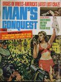 Man's Conquest (1955-1972 Hanro Corp.) Vol. 13 #6