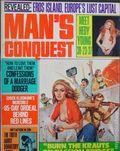 Man's Conquest (1955-1972 Hanro Corp.) Vol. 15 #2
