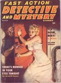 Fast Action Detective and Mystery Stories (1957-1958 Columbia Publications) Pulp Vol. 5 #5