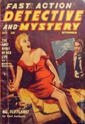Fast Action Detective and Mystery Stories (1957-1958 Columbia Publications) Pulp Vol. 5 #6