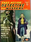 Fast Action Detective and Mystery Stories (1957-1958 Columbia Publications) Pulp Vol. 6 #3