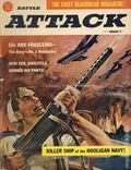 Battle Attack Magazine (1957 Actual Publishing Co.) Vol. 1 #3
