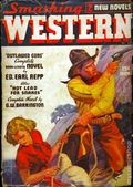 Smashing Western (1936-1937 Columbia Publications) Pulp 1st Series Vol. 1 #2