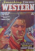 Smashing Western (1936-1937 Columbia Publications) Pulp 1st Series Vol. 1 #4