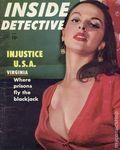Inside Detective (1935-1995 MacFadden/Dell/Exposed/RGH) Vol. 8 #34