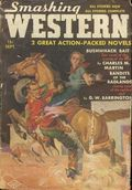 Smashing Western (1937-1939 Columbia Publications) Pulp 2nd Series Vol. 1 #1
