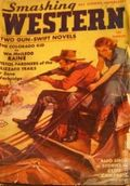 Smashing Western (1937-1939 Columbia Publications) Pulp 2nd Series Vol. 1 #3