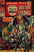Strange Tales (1951-1976 1st Series) UK Edition 161UK