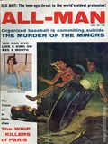 All Man Magazine (1960 Stanley Publications) Vol. 1 #11