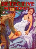 Snappy Detective Mysteries (1935 Edmar Publishing Co.) Pulp Vol. 1 #2