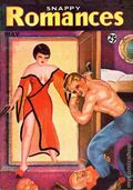 Snappy Romances (1935 Edmar Publishing Co.) Pulp Vol. 1 #1