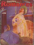 Snappy Romances (1935 Edmar Publishing Co.) Pulp Vol. 1 #2