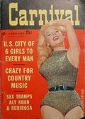 Carnival (1955 Show Magazine) Vol. 3 #1