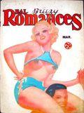 Real Breezy Romances (1936 Best Publishers) Pulp Vol. 2 #3