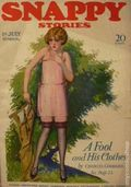 Snappy Stories (1912-1927 Clayton Magazines) Pulp 1st series Vol. 83 #3