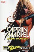 Captain Marvel Carol Danvers - The Ms. Marvel Years TPB (2018 Marvel) 3-1ST