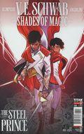 Shades of Magic The Steel Prince (2018 Titan Comics) 3B