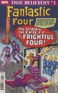 True Believers Fantastic Four Frightful Four (2018) 1