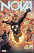 Nova TPB (2018 Marvel) The Complete Collection By Dan Abnett and Andy Lanning 2-1ST